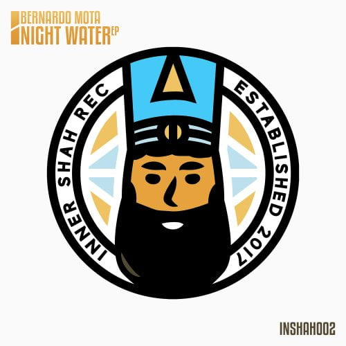 Official Artwork for Bernardo Mota's Night Water EP